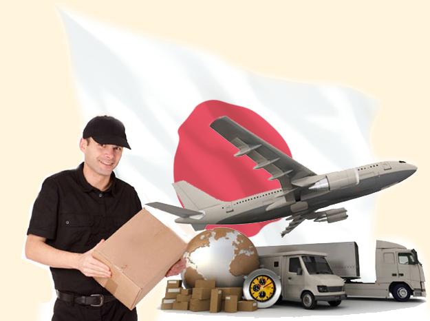 vận chuyển hàng đi Nhật