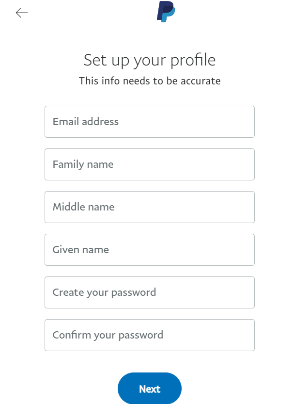 paypal-register-setup-profile