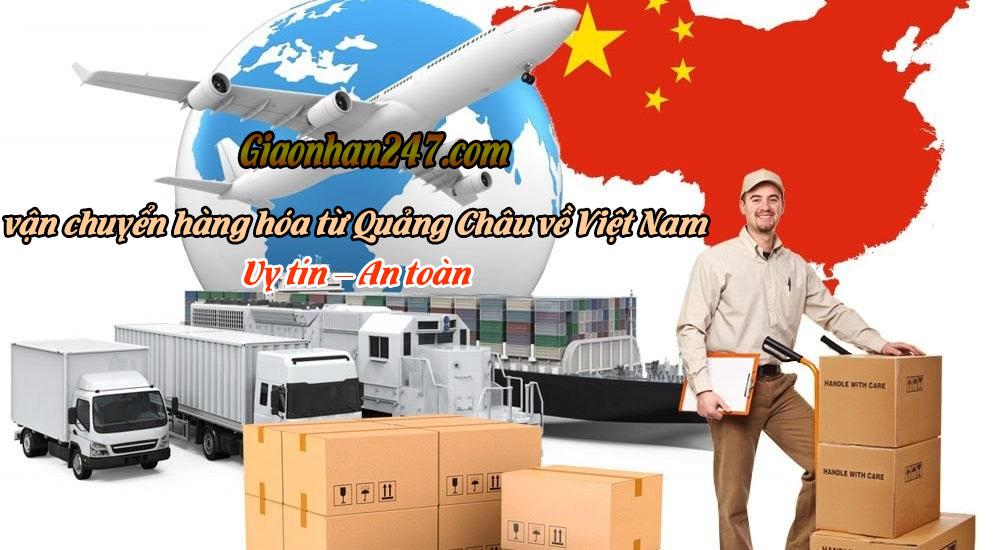 Van chuyen hang quang chau tu Giaonhan247