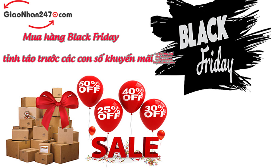 mua hang Black Friday