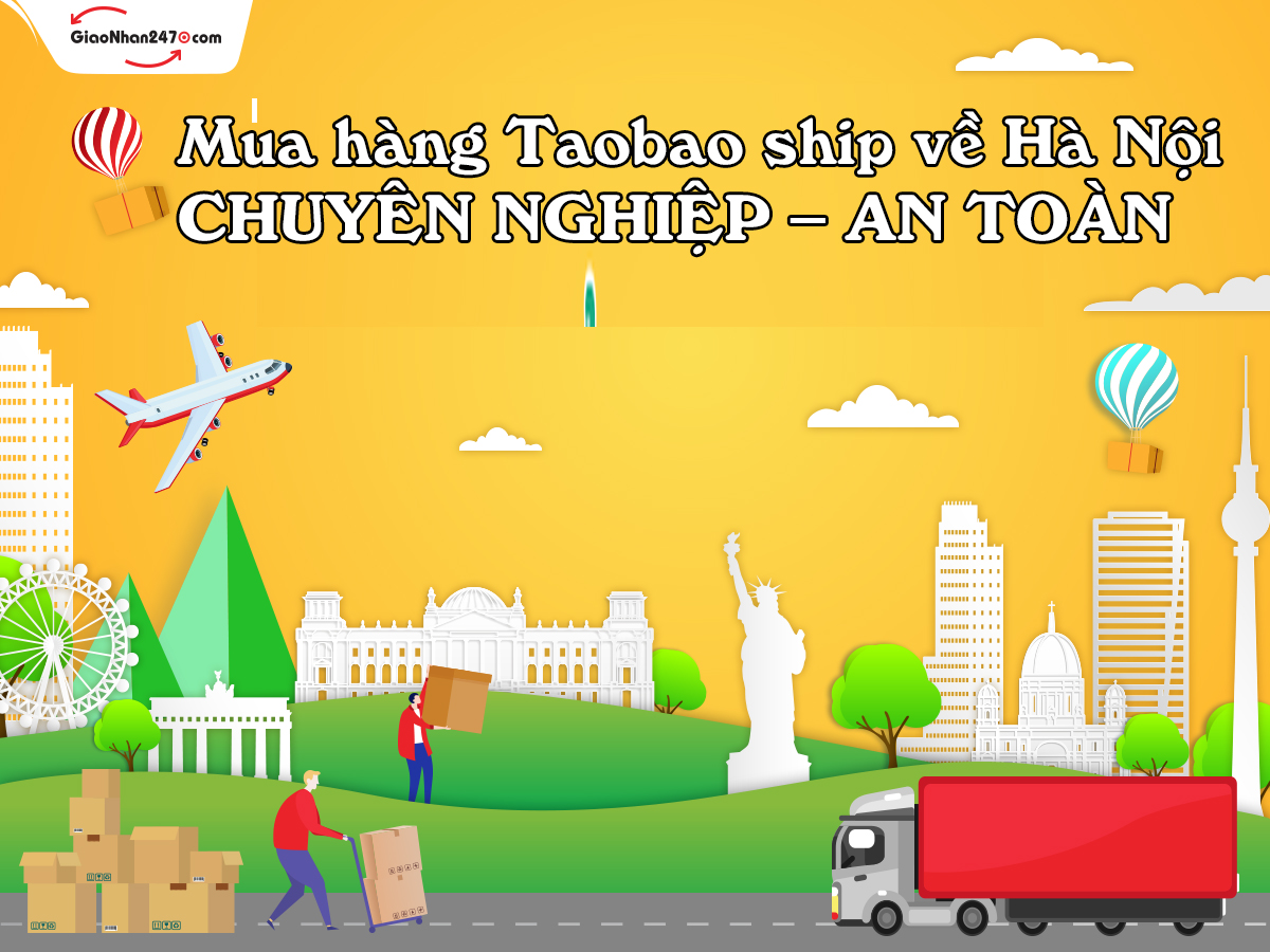 mua hang taobao ve ha noi