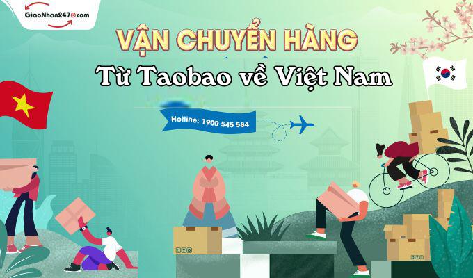chuyen hang taobao