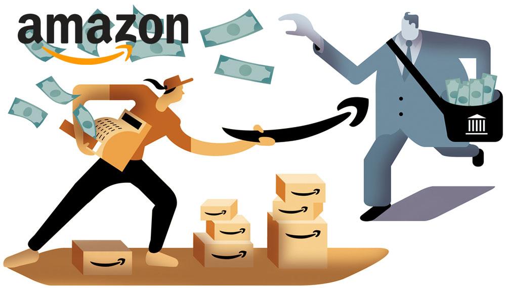 mua hang Amazon
