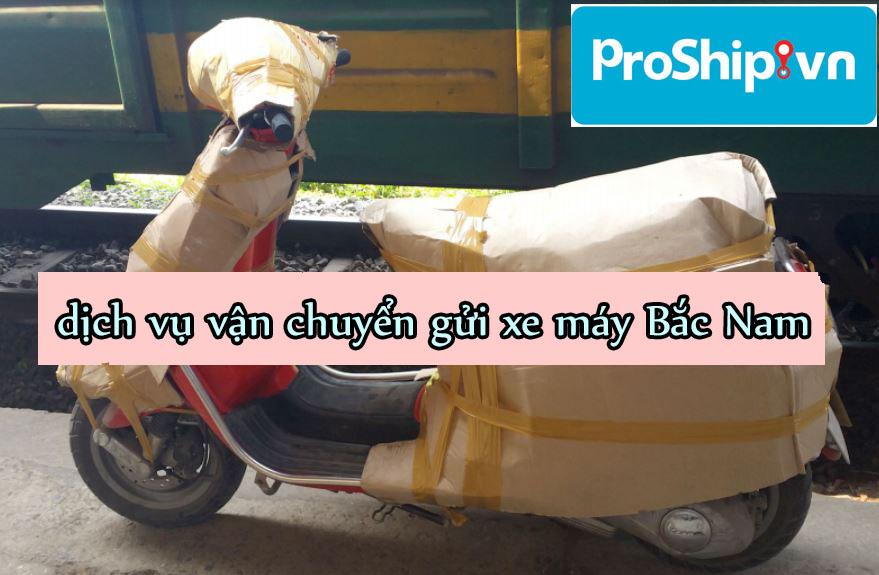 van chuyen xe may bac nam