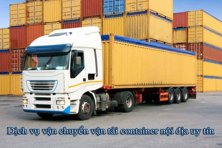 van chuyen bang container uy tin chuyen nghiep