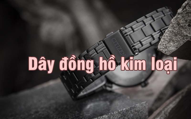 day dong ho kim loai