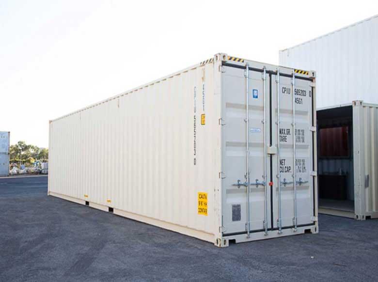 Vận chuyển container bằng đường sắt Bắc Nam