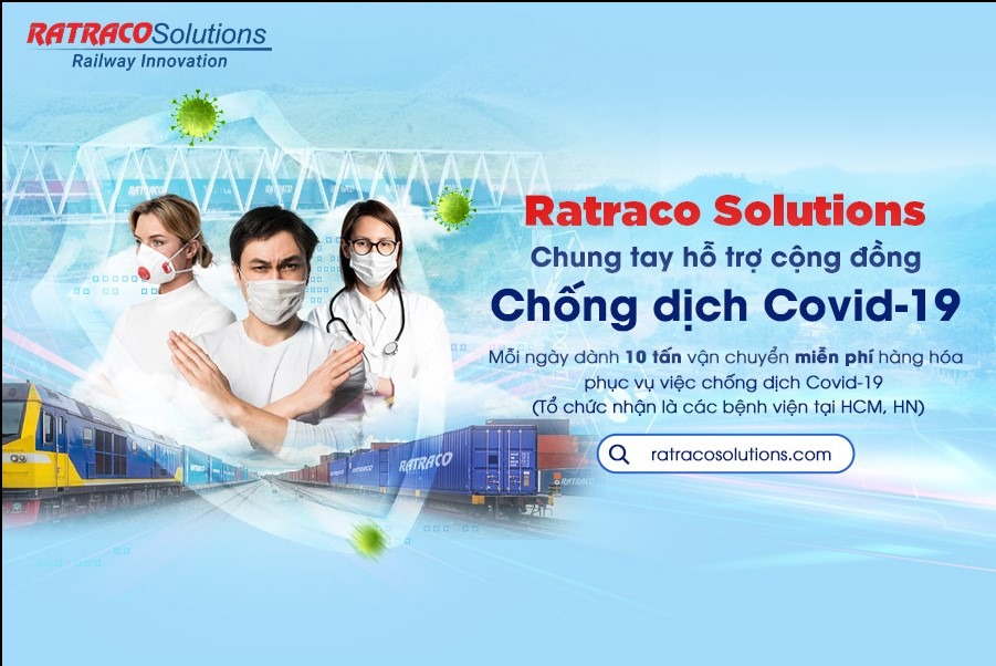 giaonhan247 phoi hop cung ratracosolutions chung tay day lui dich covid-19