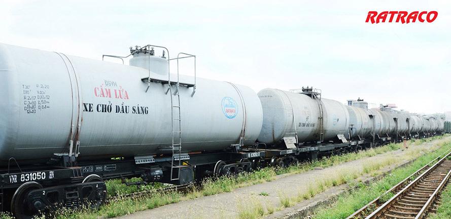 Vận chuyển xăng, dầu bằng đường sắt 3