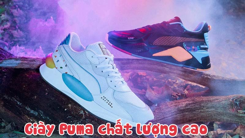 giay puma co chat luong cao
