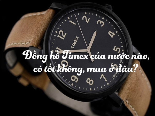 dong ho timex