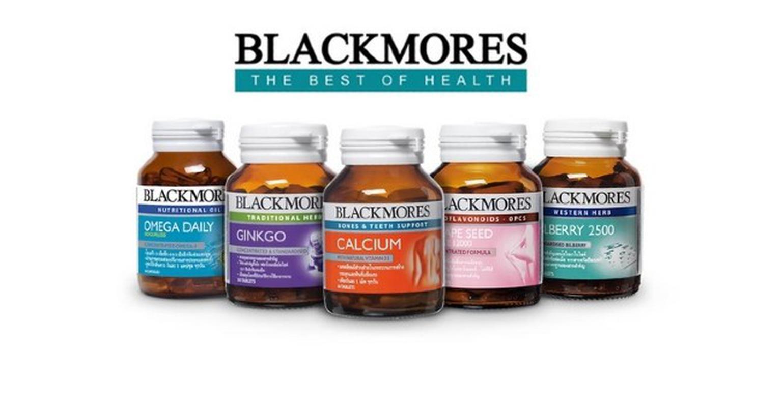 blackmores bán nhieu san pham