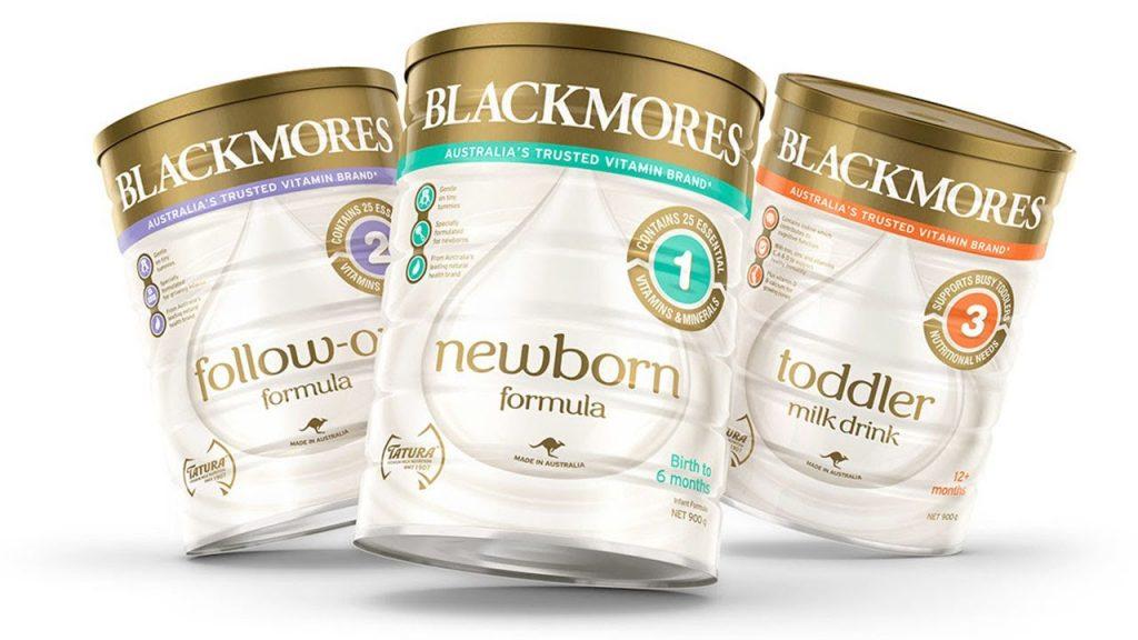blackmores 3 số