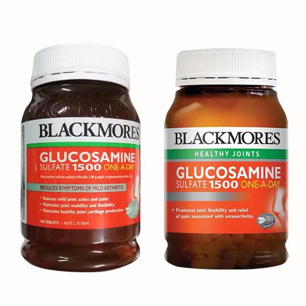 thuc pham chuc nang tot cho xuong khop blackmores Glucosamine
