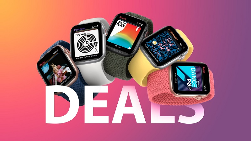 apple watch blackfriday hot deals