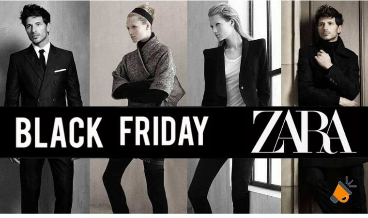 zara tung deal khung chao black friday 2020
