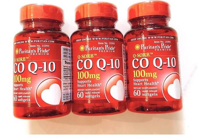 COQ10 cua uc, my, nhat