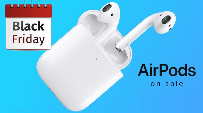 Airpods sale re Black friday