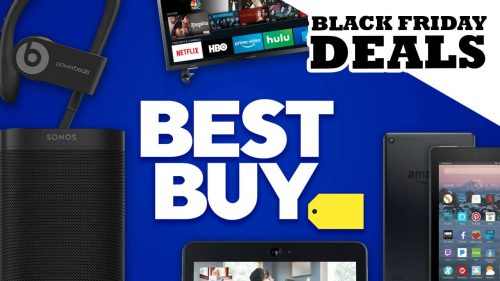 hot deals tại Best Buy dịp Black Friday