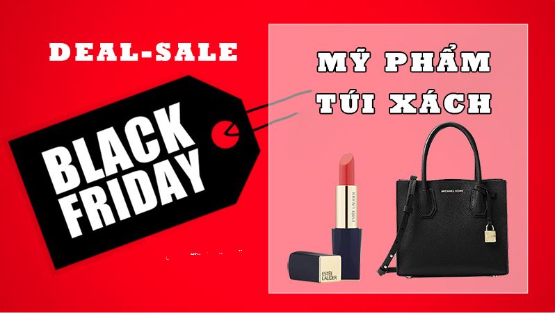 Black Friday sale tui xach