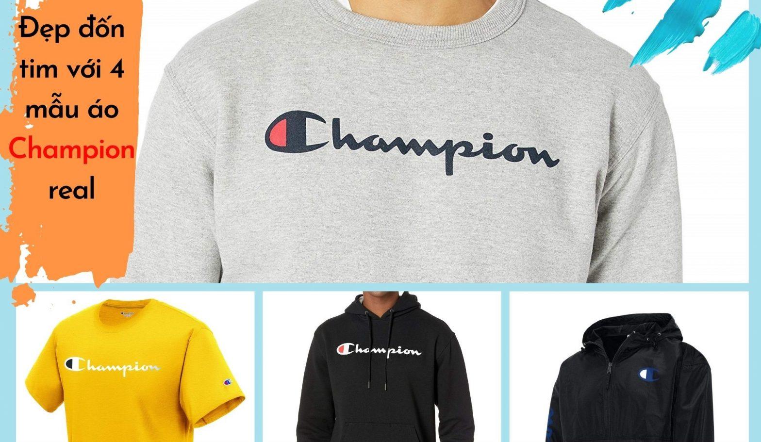 4 mau ao champion