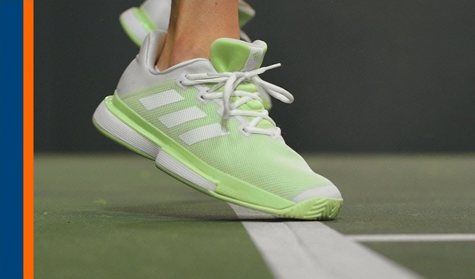 Giày Adidas Solematch Bounce Tennis