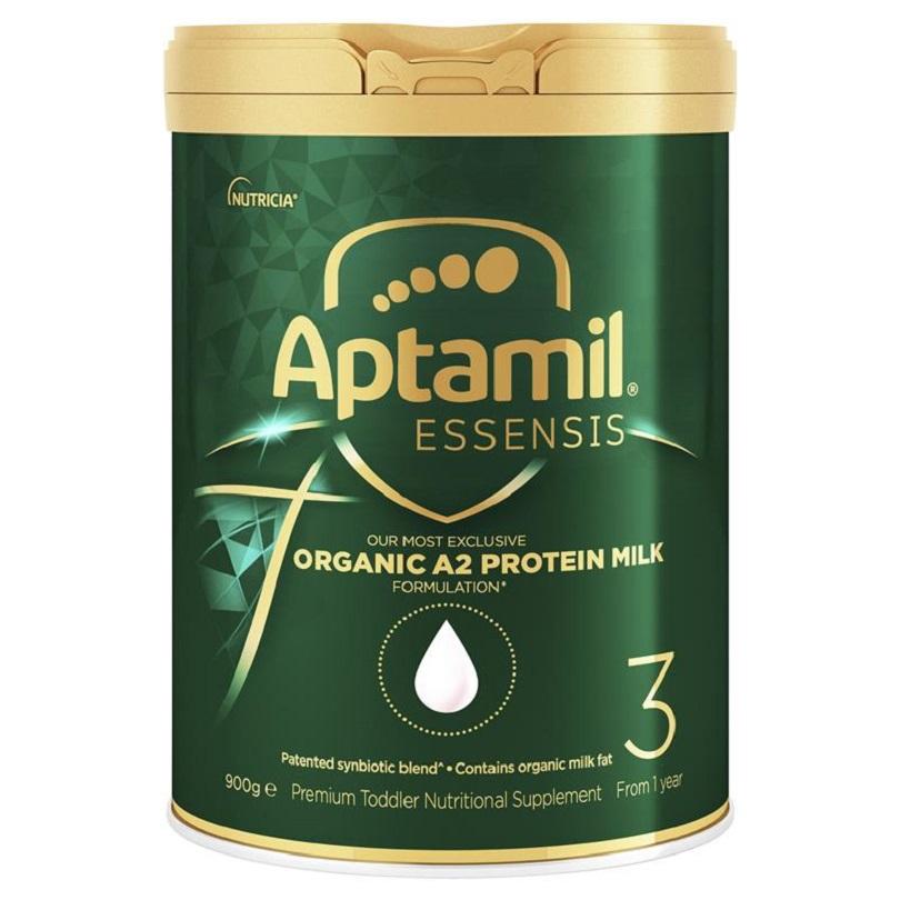 Aptamil Essensis Organic A2 Protein Stage 3 Toddler Formula