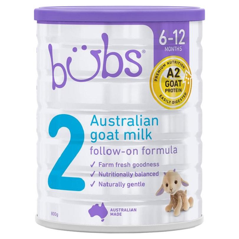 Bubs Goat Follow On Formula