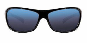 Kinhh Monterey Black Wrap Sunglasses - Outdoor Cx3 Outdoor Lens