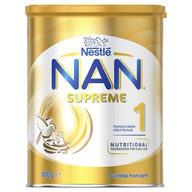 NAN Supreme Formula 1