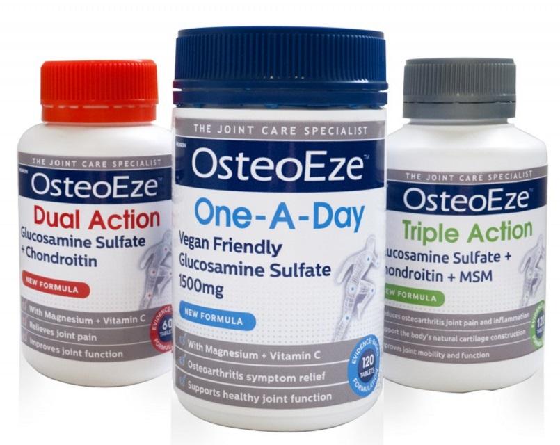 OsteoEze Triple Action