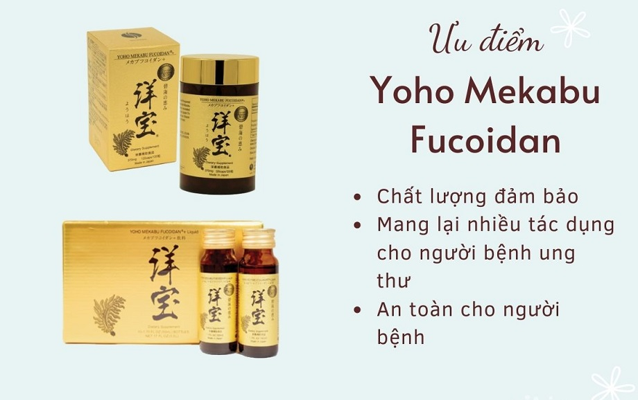 Yoho Fucoidan