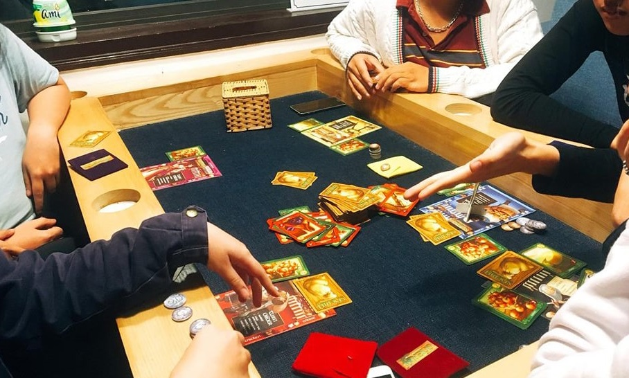 Board game chiến thuật hay