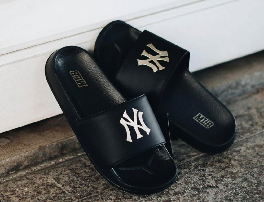 Dép MLB NY Yankees Hàn Quốc