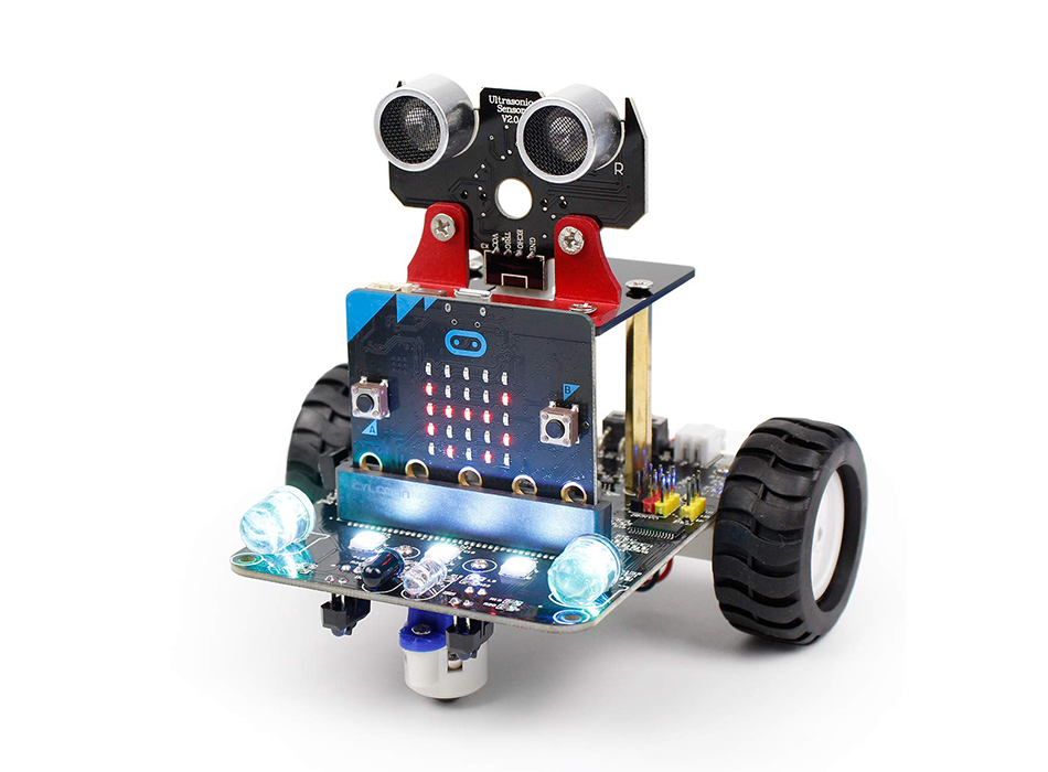 do choi stem robot coding