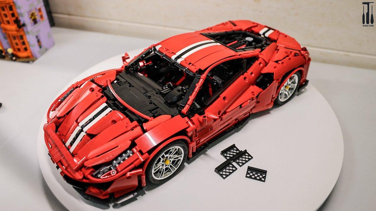 xe Ferrari 488 Pista