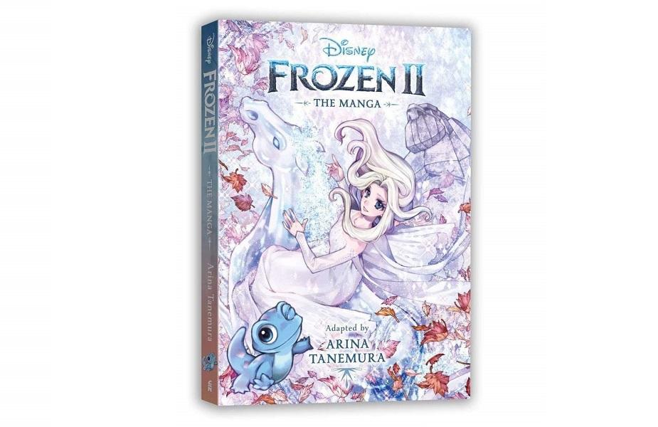 Disney Frozen II: The Manga