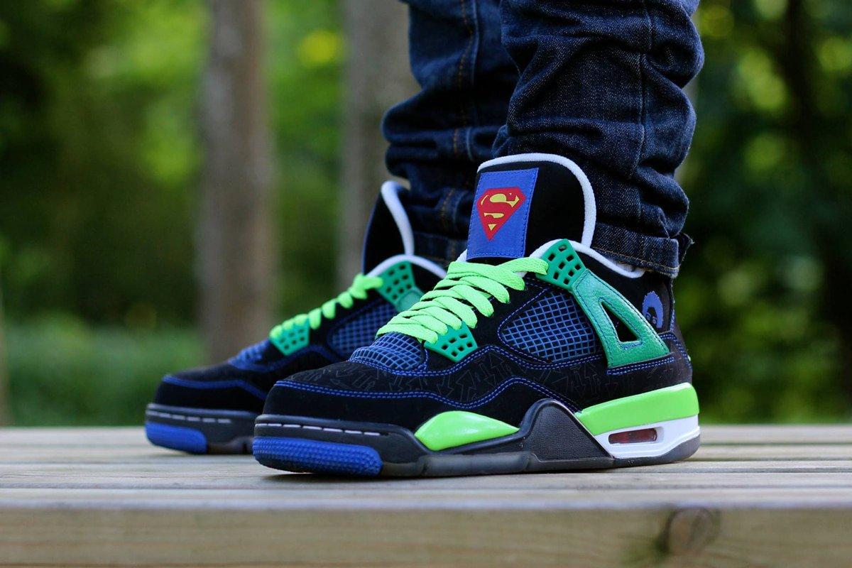 """Nike Jordan 4 DB """"Doernbecher"""