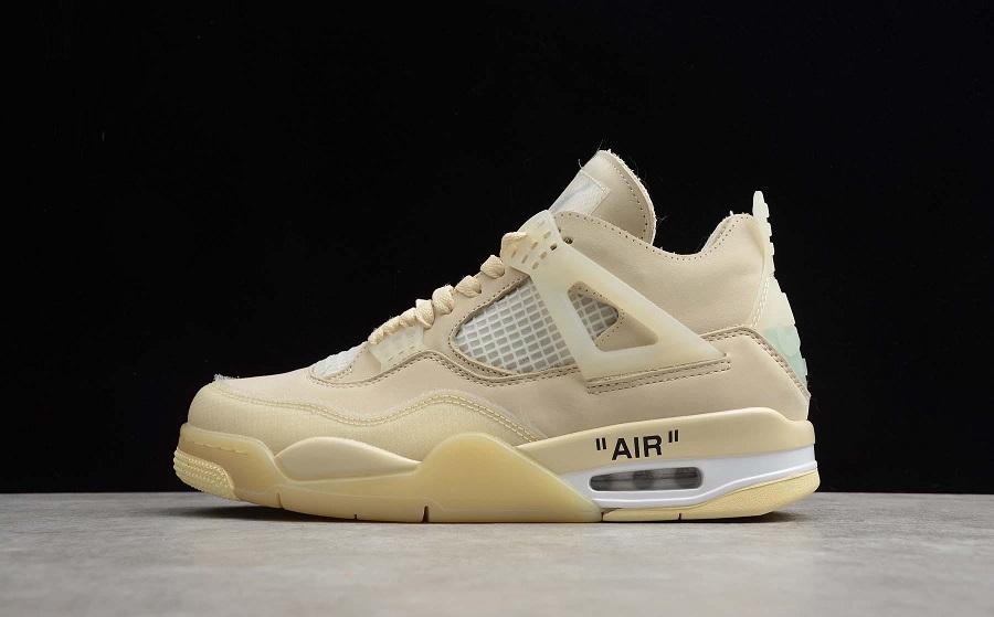 Nike Jordan 4 off white