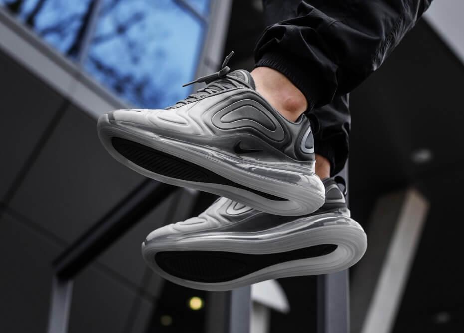 Cong nghe cai tien Nike Air Max 720