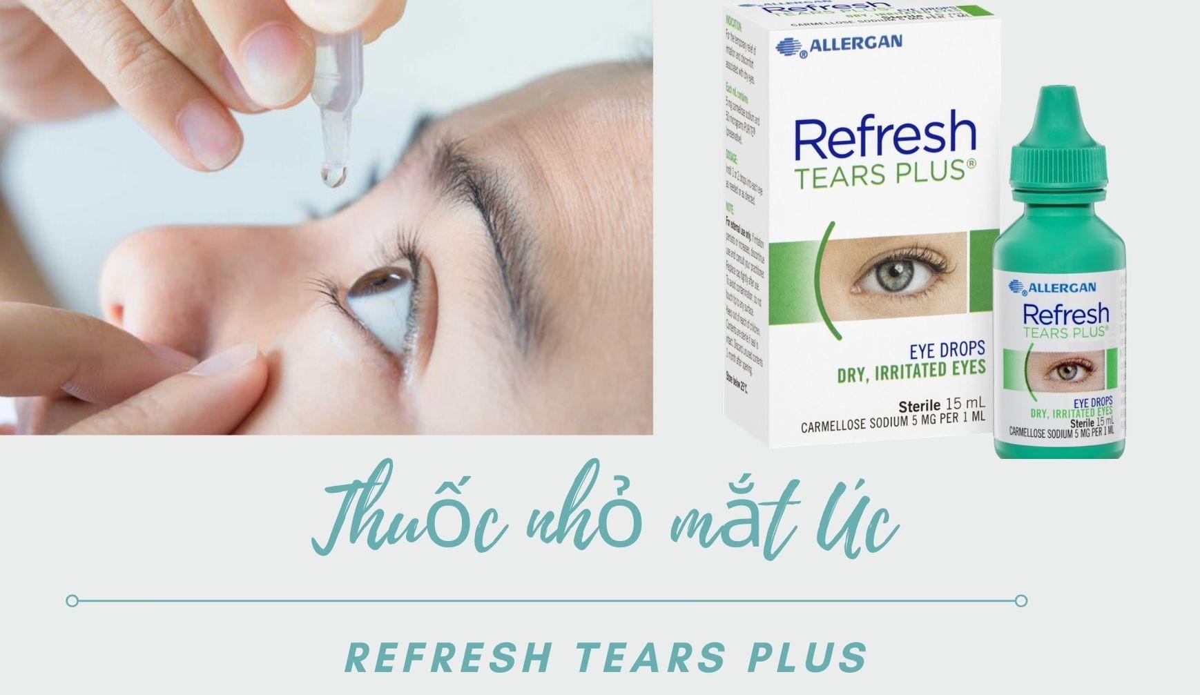refresh tears plus