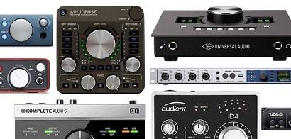 sound card thu âm chuyên nghiệp