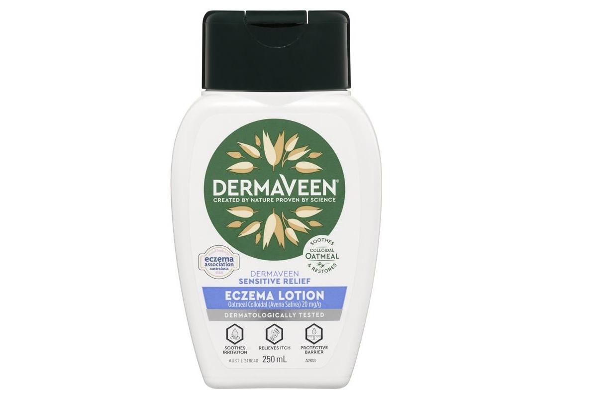 sua duong the cermaVeen eczema