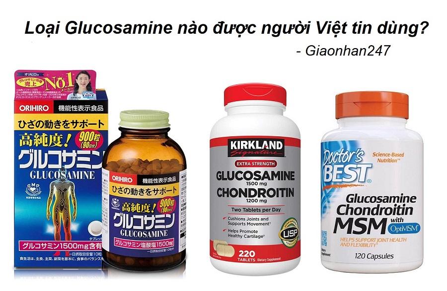 vien glucosamine