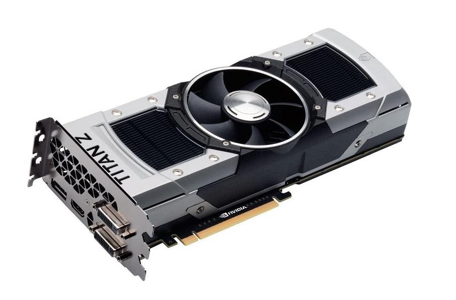 Card do hoa Evga Geforce Gtx Titan Z