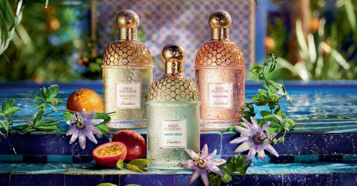 Guerlain - Women's Perfume Aqua Allegoria Passiflora Guerlain