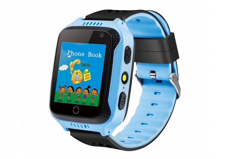 dong ho Zqtech Kids Smartwatch