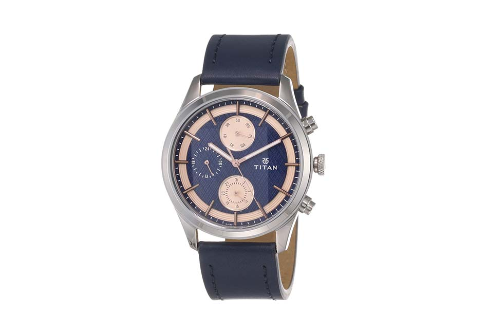 Titan Men's Chronograph Watch