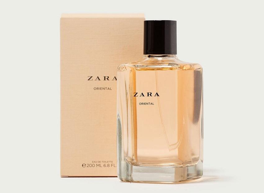 nuoc hoa Zara Woman Oriental Eau De Toilette
