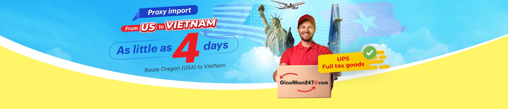 proxy import us - vn 4 days